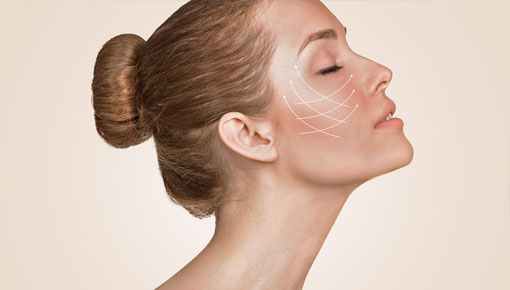 Zdjęcie Non-invasive lifting  – going back in time