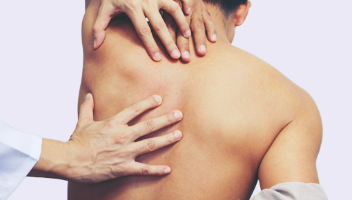 Zdjęcie Manual therapy, effective pain management