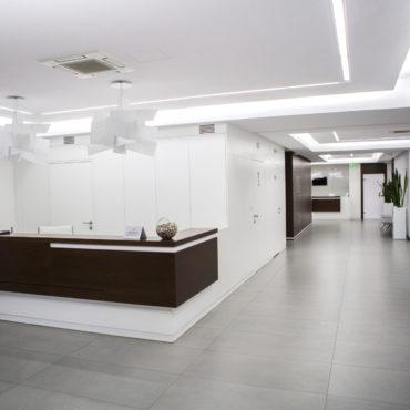 Poradnia Interiér kliniky