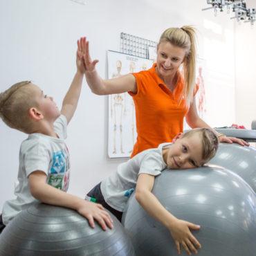 Poradnia Rehabilitacja dzieci