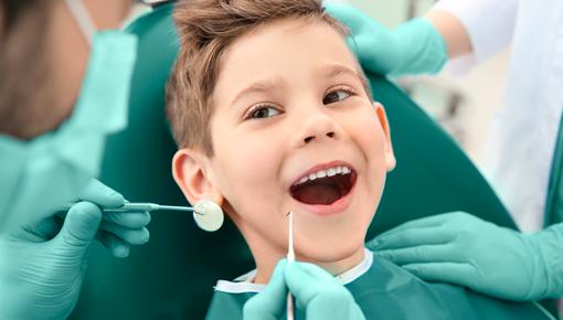 Zdjęcie Zdrowy uśmiech Twojego dziecka